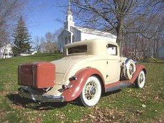 A Picture review of the Chrysler from 1915 to 1939 including the ...