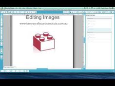 Editing Images in Silhouette studio V3 - YouTube