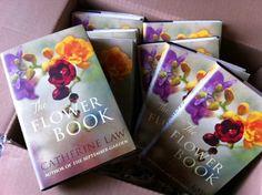 A boxful of my new novel arrives!
