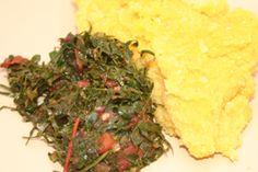 Ugali & Sukuma Wiki