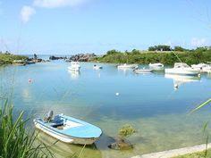 Bermuda- a quiet cove