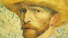vincent van gogh self portrait - YouTube