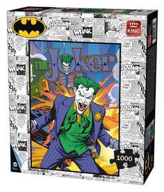 The Joker 1000 Piece Jigsaw Puzzle