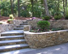 Sloped Backyard Design, Pictures, Remodel, Decor and Ideas - page 12