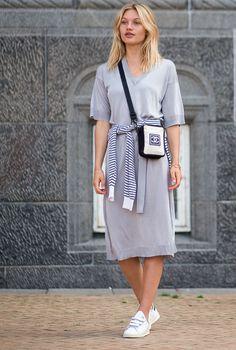 Striped Street Style | LA COOL & CHIC