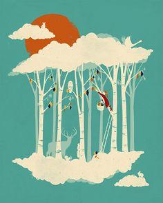 Jay Fleck: Illustrating the Childhood Imagination