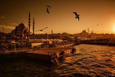 Her halinle çok güzelsin İstanbul... Fotoğraf: Niyazi Kafa