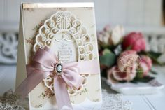 Spellbinders May 16th 2018 Blog Hop » Amazing Paper Grace Becca Feeken Cards, Table Labels, Invitation Cards, Invitations, Spellbinders Cards, Card Making Techniques, Paper Cards, Greeting Cards Handmade, Cardmaking