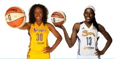 Nneka and Chiney Ogwumike are partnering with the U.S. Fund for UNICEF to support UNICEF'