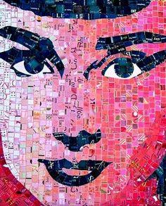 Audrey by Sandhi Schimmel Gold