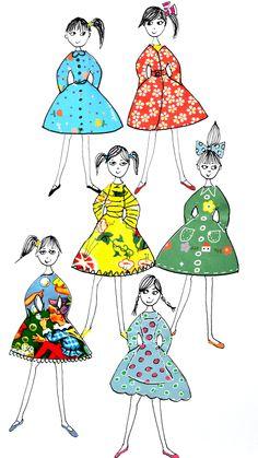 dresses for Nella-Della