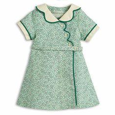 sweet little feedsack dress