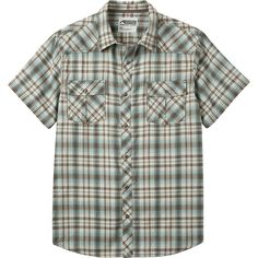 Mountain Khakis Men's Rodeo SS Shirt