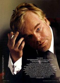 Philip Seymour Hoffman Mimi O'Donnell   Mimi O'Donnell Archives - Scallywag and Vagabond