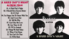 A Hard Day's Night Album The Beatles 1964