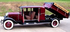 '30 Model A Double Cab Dump Truck to kool ...Brought to you by Eugene #CarInsurance and #HouseofIns.