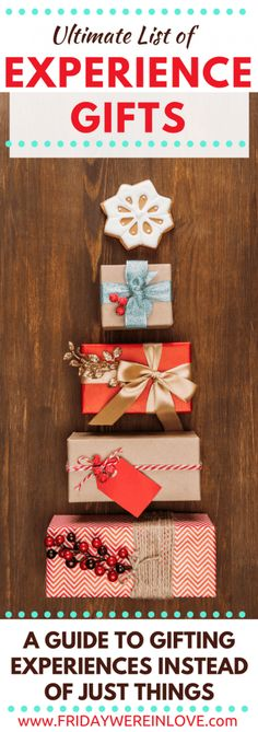 Experience Gifts Gift Ideas They Will Love And Remember