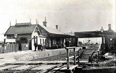 Lithgow Railway Station