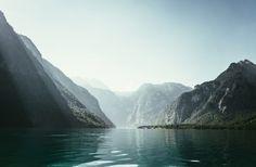 Road trip Baviere, Allemagne - Konigsee, Berchtesgaden