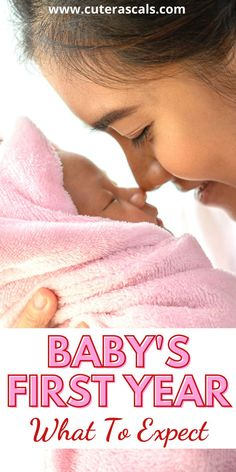 Your baby's development during the first year is a delightful and amazing experience. This is the time when they need their mom's attention the most. Here is a guide on what to expect during baby's first year. Check out these mom tips and useful advice now! #firstyearbaby #babydevelopment #developmentofbaby #baby #babyfirstyear #babymilestones #motherhood Newborn Schedule, Baby Sleep Schedule, Bringing Baby Home, Preparing For Baby, Newborn Development, Postpartum Blues, Best Baby Items, Breastfeeding Help, Cool Baby Names