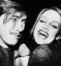 Bryan Ferry & Jerry Hall, 1970s