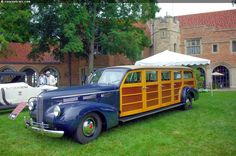1940 LeSalle 8 door Station Wagon