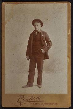 Joseph P. Lentz, of Pembrook, Dauphin County, Pennsylvania
