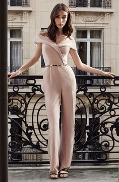 30ac17ed00aa The Wedding Style Edit – Reiss Editorial Jumpsuit For Wedding Guest