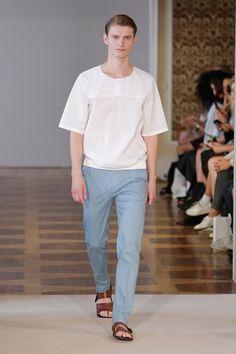 Hien Le Spring Summer 2016 Primavera Verano #Menswear #Trends #Tendencias #Moda Hombre - MBFWB . F.Y!