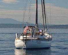 1985 Hans Christian 48T Sail Boat For Sale - www.yachtworld.com