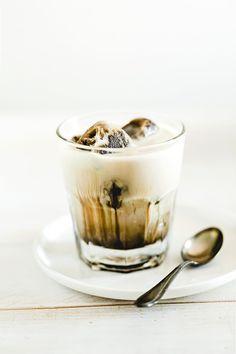 The Perfect Iced Coffee   Oggi, Pane e Salame, Domani..., July 2015 [Original recipe in Italian]