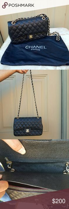 Chanel handbag Chanel double flap bag. Excellent condition come with dust  bag.This is 32851bad7e2