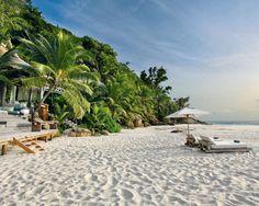 North Island Luxury Lodge, Seychellen .