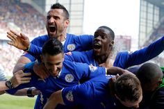 Massive well done to Leicester City! Premier league champions! See you next season!