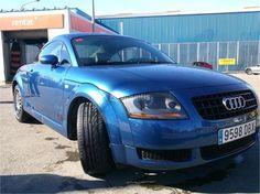 2005 audi tt | AUDI TT Coupe 1.8 T 180CV Gasolina azul cobaldo del 2005 con 73000km ...