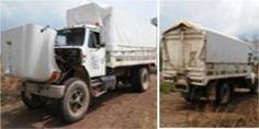 En la cuenca, recupera policía estatal camión robado horas antes