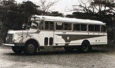 昭和30年頃の貸切バス