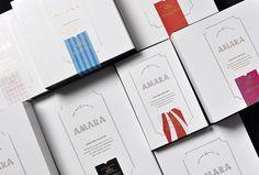 Amara — The Dieline - Branding & Packaging