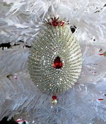 Image result for Handmade Victorian Christmas Ornaments