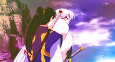 Don't piss Sesshomaru off..no seriously..he will totally mess you up..LOL
