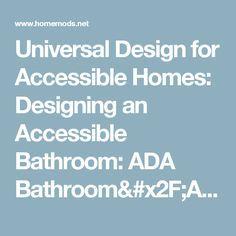 Accessible Bathroom Meaning ada bathroom clearance. | ada bathroom | pinterest | ada bathroom