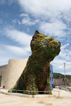 Jeff Koons, Bilbao