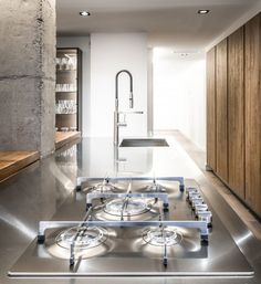 Bonanova – Barcellona - Client: Vive Estudio - Country: Spain - City: Bonanova - Year of creation: 2015 #design #kitchen #interiors #interiordesign