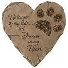 Garden Paw Print Dog Stepping Stone Memorial Beadwork Landscape Keepsake Marker - http://pets.goshoppins.com/pet-memorials-urns/garden-paw-print-dog-stepping-stone-memorial-beadwork-landscape-keepsake-marker/