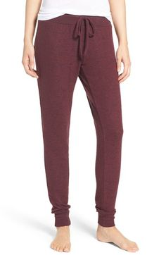 Free shipping and returns on Make + Model Jogger Lounge Pants at Nordstrom.com. A heathery, marled knit brings out the coziness of these soft, stretchy pants perfect for winding down in after a full day.