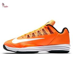 timeless design 521ab fbf65 Chaussure Nike Lunar Ballistec 1.5 Orange Noire Été 2017 - 45 - Chaussures  nike (