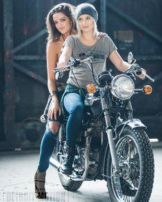 Real Biker Women detroitmotionco (2)