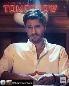 Ready to reap his harvest. Catch up before tomorrow's season finale: Link in bio. Drama Series, Tv Series, Lucas Scott, The Wb, Chad Michael Murray, American Actors, Teen, Seasons, Boys