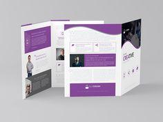 Bifold Brochure Corporate