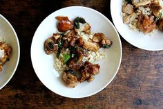 Three Cup Chicken recipe on Food52